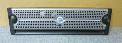 Dell EMC 5-47857 002056815A01 Fibre Array Grey Front Bezel Cover No Key Included